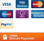 Secure Checkout Graphic and Payment Logos